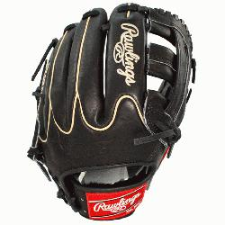 he Hide Players Series baseball glove from Rawlings features a PRO H Web pattern,