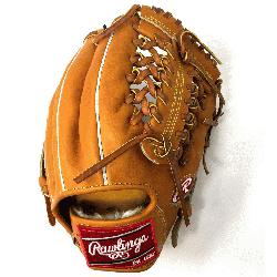 00-4 Heart of the Hide Baseball Glove is 11.5 inches. Made with Japanese tanned He