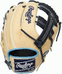 Constructed from Rawlings world-renowned Heart of the Hide steer leather, Heart of th