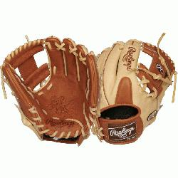 the Hide is one of the most classic glove models in baseball. Rawlings Heart of th