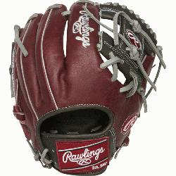 ucted from Rawlings' world-renowned Heart of the Hide® steer hide leather, Heart of t