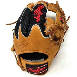 <p>Rawlings Heart of the Hide Wingtip Back and Mesh Back combo. 11.5 inc