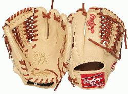 11.75-inch modified trapeze Heart of the Hide glove is perfect for infielders, p