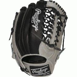 nstructed from Rawlings' world-renowned Heart of the Hide® steer hide leather, Heart of t