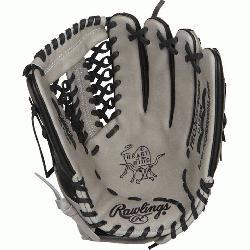 tructed from Rawlings' world-renowned Heart of the Hide® steer hide leathe