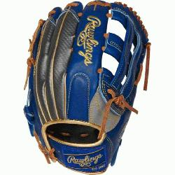 pattern Heart of the Hide Leather Shell Same game-day pattern as some of baseball's top pros