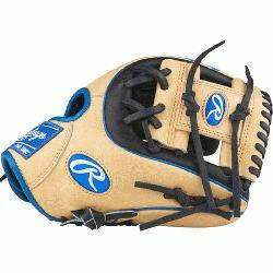 is typically used in middle infielder gloves