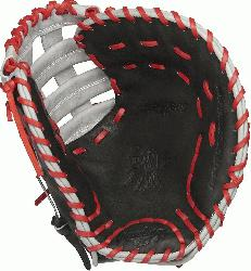 onstructed from Rawlings world-renowned Heart of the Hide steer leather, Heart of t