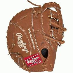 from Rawlings worldrenowned Heart of the Hide174 steer hide leather