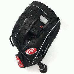loves.com exclusive from Rawlings. Top 5% steer hide. Handcrafted from the best a