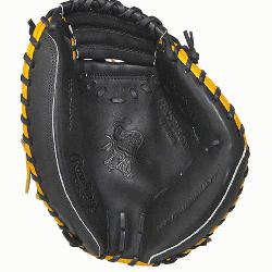 Hide players series Catcher Mitt from Rawlings features the One Piece C