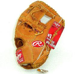 <p>Rawlings Heart of Hide Brooks Robinson model remake in horween leather.</p>