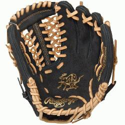 Heart of the Hide 12 inch Dual Core Baseball Glove (Right Handed Throw) : Rawlings PR