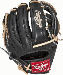 Heart of the Hide baseball glove features a 31 pattern which means the hand