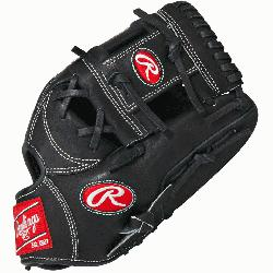 his Adrian Beltre Game Day Heart of the Hide baseball glove features the PRO I Web pattern which