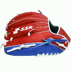 ht gloves are lightweight, soft, game-ready, and feature SSK's D