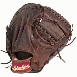 oeless Joe 34 inch Catchers Mitt (Right Handed Throw) : Shoeless Joe Gloves give a play