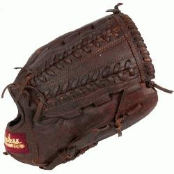 V-Lace Web 12 inch Baseball Glove (Right Hand Throw) : Shoeless Joe Gloves give a