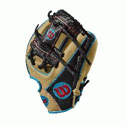 000 DP15 SS is a new model in Wilsons Pedroia Fit line-up, which are b
