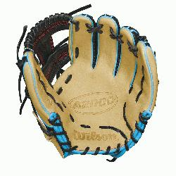 DP15 SS is a new model in Wilsons Pedroia Fit line-up, which are buil