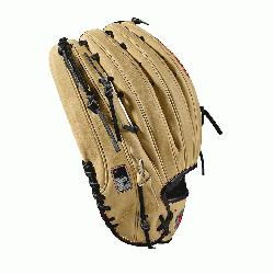 6 from Wilson features a one-piece, six finger palmweb. Its perfect for