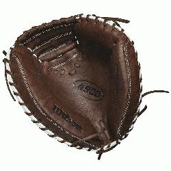 st base mitts are intended for a younger, more a