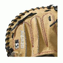 33 inch Wilson A2000 CM33 Catchers Mitt. The all new 33 A2000 CM33 has a deeper pocket and
