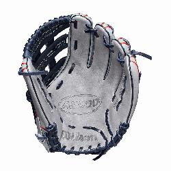 2 infield glove Dual post web Grey SuperSkin, twice as strong as regular leather, bu