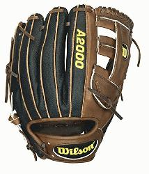 00 G5SS 11.75 inch Baseball Glove with Super skin. The Wilson A2000 G5SS feat
