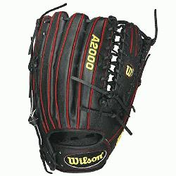 seball Glove 12.75 inch Outfield Pattern. 12.75 inch Baseball Outfield Mod