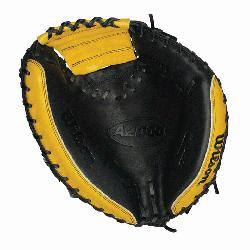 ns Super Skin A2000 glove series Pro Stock Leather uses a