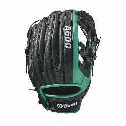 1.5 Wilson A500 RC22 Baseball GloveA500