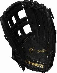 r series from Worth is a Slow Pitch softball glove featuring pro perfor