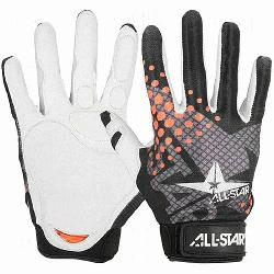 CG5000A-MediumLeft Hand All Star CG5000A D30 Adult Baseball Protective Inner Glove