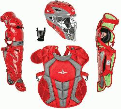 All-Star System7 Axis Intermediate Catchers Se