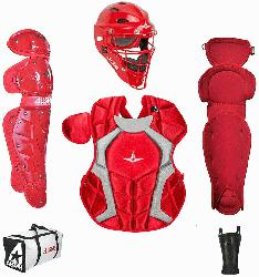 ayers Series Catchers Kit (9-12)Outfit your young catcher from head t