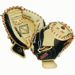 31.5 inch Catchers Mitt Pro Grade (Right Hand Throw) : The CM1100PRO is a profe