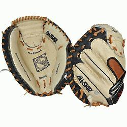 0BT Youth Catchers Mitt 31.5 inch (Left Hand Throw) : The All Star CM1200BT features Oil Tann