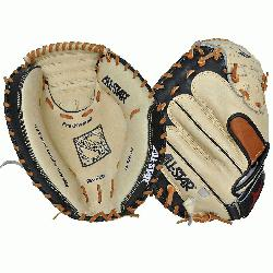 Youth Catchers Mitt 31.5 inch (Right Handed Throw) : The All Star CM1200BT fea