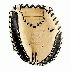 with right hand, wears on left. The Focus Framer is all about velocity This mitt has
