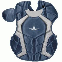 he S7™ Chest Protector is the only protector that has wedge shaped abs, which he