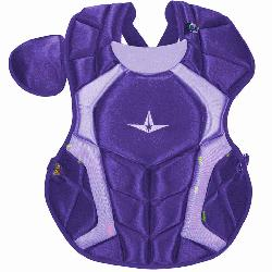 7™ Chest Protector is the only protector that has wedge shaped abs