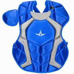 Chest Protector is the only protector that has wedge sh