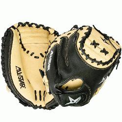 e All Star CM3031 Comp 33.5 Catchers Mitt is a great choice for the beg