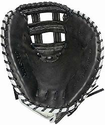 e Series catcher's mitt is designed for advanced fastpitch catchers playing at an e