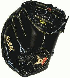 Pro-Elite CM3000MBK, as used by Martin Moldonado, is a solid black series mitt which is per