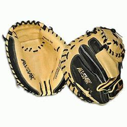 AllStar Pro Elite Catchers Mitt 33.5 Baseball Glove. The CM3000 Series is t