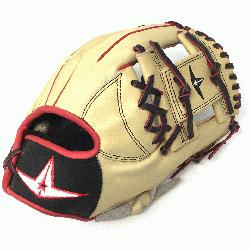 A natural addition to baseballs most preferred line of catchers mitts, Pro Elite