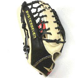 S7-OF System Seven Baseball Glove 12.5 A dream outfielders glove T