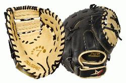 r System Seven FGS7-FB Baseball 13 First Base Mitt (Left Ha